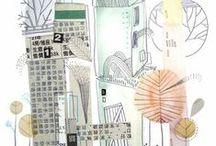 Inspiration design & illustration / beautiful design ideas