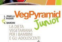 Libri - per genitori vegani / Libri sull'alimentazione vegetariana e vegana nell'infanzia, e in generale sulla scelta vegan in famiglia.