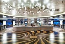 Crystal Symphony's 2014 Makeover / Why wait until your next Crystal cruise? Enjoy a sneak peek of Crystal Symphony's dry dock makeover now! / by Crystal Cruises