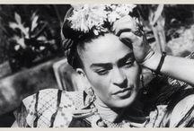 Frida Kahlo / by Maja Andrejic