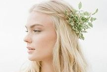 Amazingly Gorgeous Wedding Hairstyles / Every woman lives for a great hair day, but on your wedding day it is an absolute must. Your hairstyle will pull together your bridal look, so choosing the right 'do is an important decision. Luckily, we have tons of inspirational styles to help start you on your way to the best hair day ever.