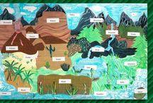 Luscious Landforms / Geography