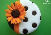 Cake design / Idee con pasta di zucchero