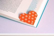 Bookmarks for the books