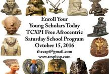 TCXPI FREE AFROCENTRIC CHILDREN AND YOUTH SSP / No Donation Too Small! In the Spirit of Giving, please donate to The Chinue X Project, Inc. (TCXPI) Free Afrocentric Children and Youth Saturday School Program.  Our Children and Youth Deserve The Truth About Their History!  Donate Today!  https://www.gofundme.com/tcxpi .