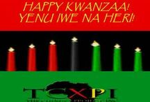 2015 Kwanzaa Celebrations All Over The World. / HABARI GANI! TCXPI provides Kwanzaa celebrations happening this year globally.