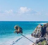 VOYAGE | Mexique / Le Mexique est l'un de nos plus beau voyage ! Road trip dans le Nord de la péninsule du Yucatàn. / Road-trip through the North of the Yucatan Peninsula.  9 jours dans la Péninsule du Yucatan au Mexique : les visites incontournables, quoi manger pour savourer la cuisine locale, sortir des sentiers battus.  Découvrir des sites archéologiques au delà de Chichen Itza. Les plus belles plages, les cénotes et les réserves naturelles. Voir le lac rose et des flamants roses ! C'est tout cela le Yucatan.