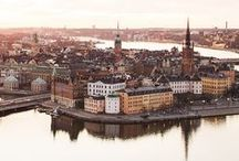 VOYAGE | Suède / Stockholm est une ville scandinave que l'on rêve de découvrir. On a donc cherché plein de bonnes adresses ! Les restaurants de Stockholm ! Les hôtels et airbnb à Stockholm !
