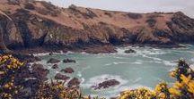 VOYAGE   Royaume Uni / Les Royaume Uni avec ses paysages sauvages : #Angleterre, #Ecosse, #PaysdeGalles mais aussi les îles Anglo-Normandes : #Jersey, #Guernesey...