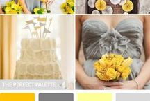 The Colors / One of the first & most important decisions a bride will make: the colors! We love different uses of colors & combos. Check out this board for some inspiration! / by Brandywine Manor House