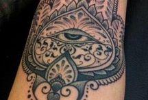 [beauty] tattoos & art / by marie stella