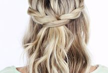 Beauty- skin & hair / Natural beauty recipes and hairstyle ideas
