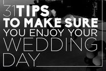 The Advice / Your wedding is SO important! Take a look through some great advice for your wedding - some from past BMH brides! We promise it'll be helpful for you! / by Brandywine Manor House