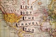 My travel bucket list