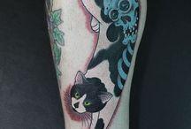 Tatuażowe inspiracje