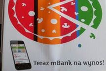 mBank - kampania Streetcom