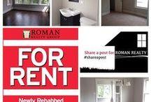 Rental Properties / Rentals By Roman Realty Group