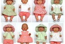 baby born / dukketøj