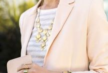 Pastels / This season has a POP of pastel influence - ideas how to make this trend work for you.