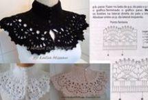 Hæklede/strikkede tørklæder