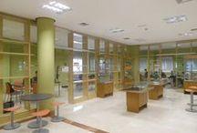 Bibliotecas Campus de Ciudad Real / Fotografías de los espacios y servicios de las Bibliotecas del Campus de Ciudad Real