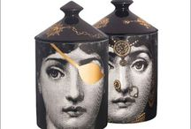 Fornasetti candles / Cool candles