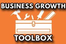 Your Business Toolbox / Helpful data, charts, articles, and graphics for startups, businesses, entrepreneurs, marketers, and growth hackers of all kinds.  Just send us a message or leave a comment if you'd like to contribute!