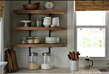 Kitchen Ideas / by Jessica Walsh