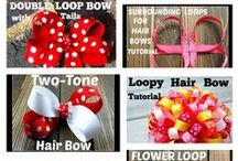 Little Bows / Bows and Ribbons