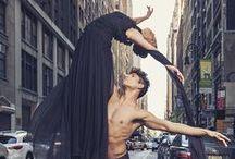 Ballet Style Inspiration / Ballet, Ballerina, Dancers, Pointe, Elegance