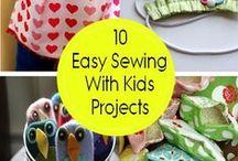 Muis se Craft Hoekie / Crafts for little Girls