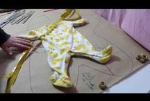 A little Sewing with Love / Baby patterns for Sewing