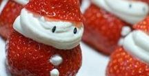 Sweet Xmas Treats / Super cute edible bakes and other treats for Christmas, including recipes for every level of ability and for every festive occasion!