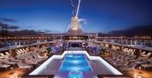 Oceania Cruises / Oceania Cruises, Cruise Ship, Oceania Cruise Line, On Deck, www.cruiseshipcenters.com