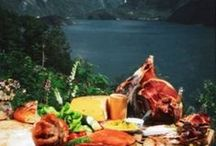 Norwegian Culinary Surprises and Traditional