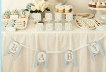 Baby Shower Boy Theme