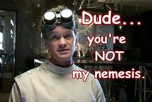 Dr. Horrible's Sing-Along Blog / I just need to rule the world