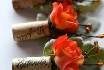 Wine Bottle & Cork Crafts / by NapaValley.com
