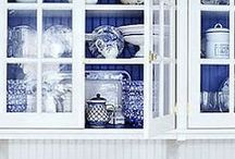 Blue and White - Decorate - Improvement List / Decorate with Blue and White