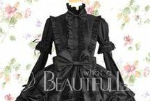 ∞ Pastel Goth / Hipster Dresses  & Jumpsuits ∞