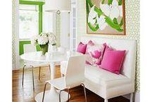 Dining Room - Decorate - Improvement List
