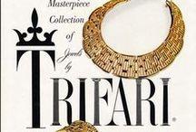 Vintage Trifari / by Winnie Chiu