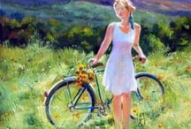 Bicycle Beautiful / There is inherent beauty in bicycling
