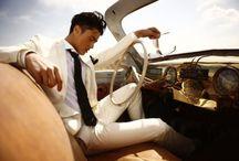 Out Fits Trajes / Lo mejor de la moda en trajes para hombre  / by Anríc Rioja