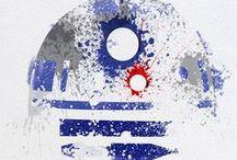 R2 D2 is the best! / Star Wars droid R2D2