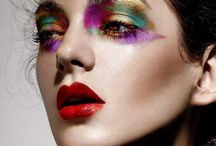 Lips, eyes & updo's / Beautiful faces full of colour, how to's, hairstyles all things pretty and makeup/hair related