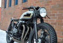 bikes & bikes / cafe racer project