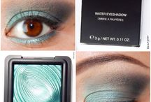 Eye looks by Moi / Makeup. Eye shadow. Eye shadow palettes. A collection of eye looks featured on the Blog! I'm no makeup artist and these are sans airbrushing!