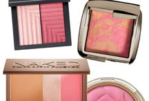 Cheeky / Makeup. Stunning Blushes, Bronzers and Highlighters.