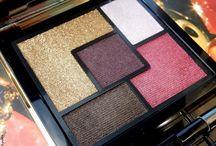 Pretty eyeshadow / Makeup. Eye shadow and eyeshadow palettes.